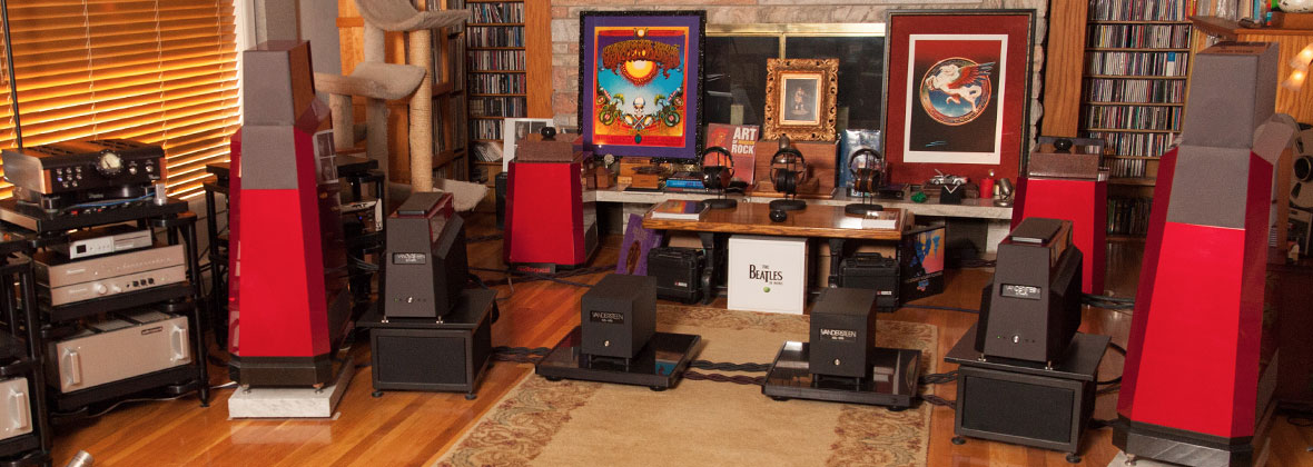 The Audio Alternative — Primary Listening Room