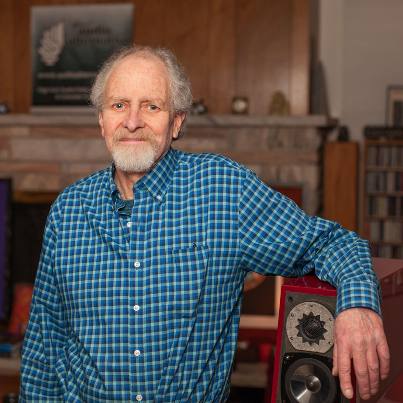 Rick Duplisea, The Audio Alternative owner