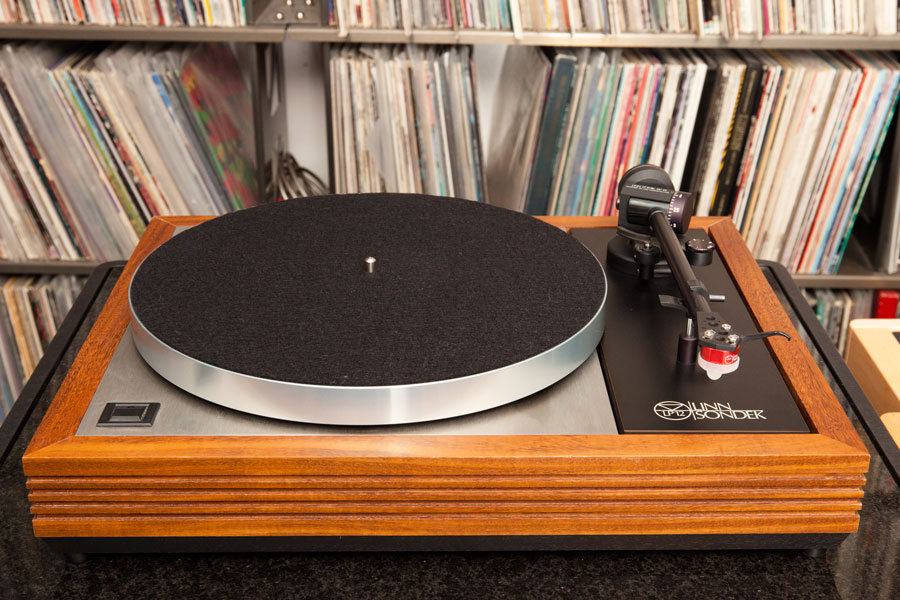 LINN LP-12, Upgrade