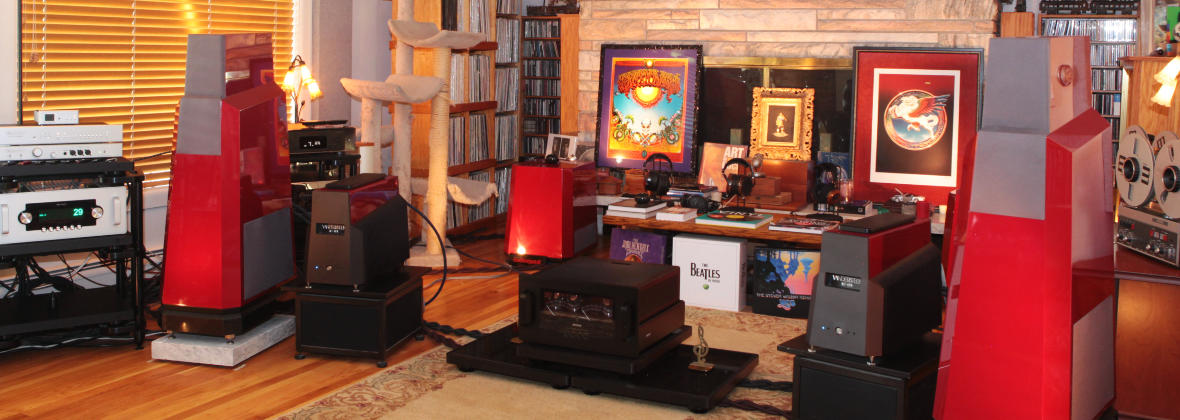 The Audio Alternative — Primary Listening Room